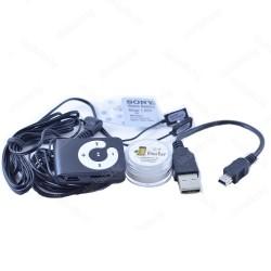 Микрослушалка MP3 плейър с примка