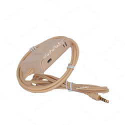 Бръмбар за преписване с магнитни слушалки